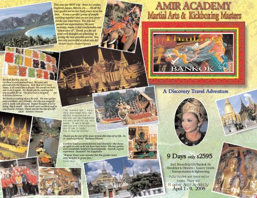 RS flyer pg 1 & 2/rev 2 (Page 2) - RegentTravelandTours.com
