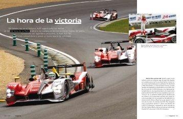 La hora de la victoria - Audi