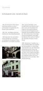 Sculptura Ulm ´96 - pro arte ulmer kunststiftung - Seite 6