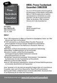 KROLL Presse-Taschenbücher - Pressguide.de - Seite 2