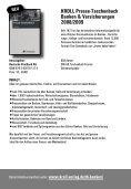 KROLL Presse-Taschenbücher - Pressguide.de - Seite 4
