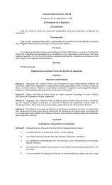 Acuerdo Gubernativo No. 602-98 - Ministerio de la Defensa de ...