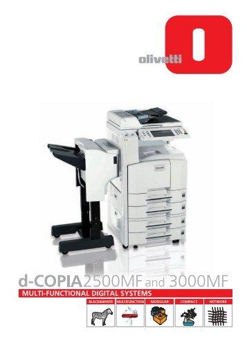 Olivetti d copia 2500mf