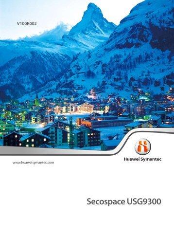 Secospace USG9300 - Utopia Technology