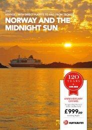Hurtigruten Short Summer Cruises - Travel Club Elite