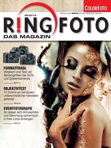 DAS MAGAZIN - Ringfoto