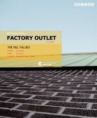FACTORY OUTLET - Pridgeon and Clay Inc