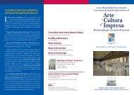 Arte e Cultura d'Impresa (A4) - Prevedo