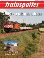 1960 - o último adeus - Portugal Ferroviário