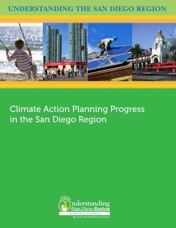 Climate Action Planning Progress in the San Diego Region