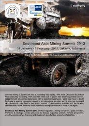 Southeast Asia Mining Summit 2013