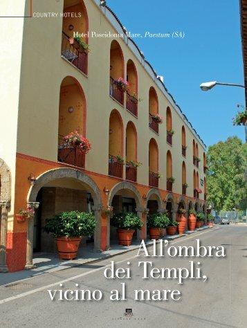 All'ombra dei Templi, vicino al mare - Hotel Poseidonia Mare
