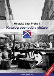 Městská část Praha 1 Katalog obchodů a služeb