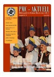 PMC-Aktuell Ausgabe 78/ April 2012
