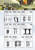 Catálogo de Soportes más usuales para Comercial - Tecco - Page 3