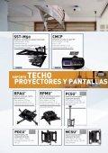 Catálogo de Soportes más usuales para Comercial - Tecco - Page 5