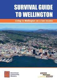 SURVIVAL GUIDE TO WELLINGTON - Wellington City Council