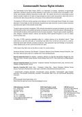 Commonwealth Human Rights Initiative - Transparency International ... - Page 2