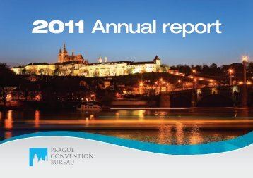 2011 Annual report - Prague Convention Bureau