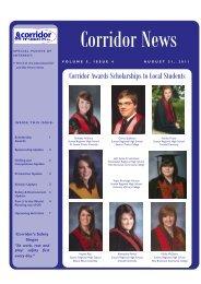 Volume 5, Issue 4 - Corridor Resources Inc.