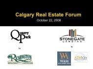 Quarry Park - Real Estate Forums