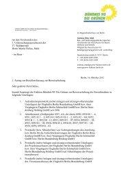 1. Beweisantrag 16.10.2012 - Bündnis 90/Die Grünen im ...