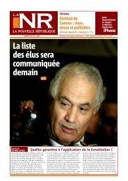 Page 01-4333CSEAREZKI - La Nouvelle République