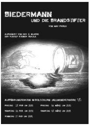 Chorführer - Rudolf Steiner Schule