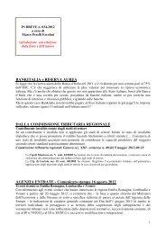 scarica le brevia num° 34 del 2012 - PERELLIERCOLINI.it