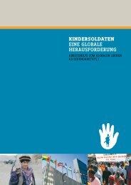Kindersoldaten - eine globale Herausforderung (PDF)