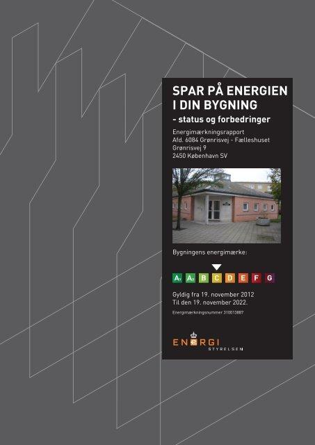 Energimærke beboerhus