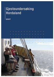 Rapporten i pdf-format - Hordaland fylkeskommune