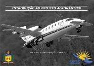 Aula 04 - Configuração Parte 2 - UFSC Aerodesign