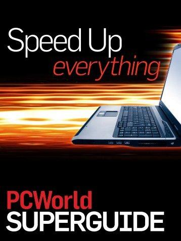 Speed Up - PC World
