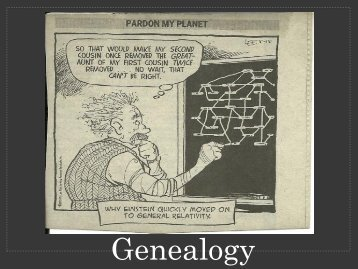 Download genealogy cartoons - Larimer County Genealogical Society
