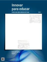 Innovar para educar Tomo 1.pdf - Universidad del Norte