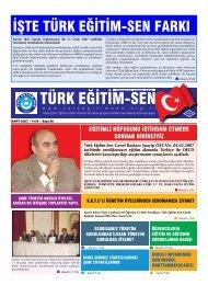 işte türk eğitim-sen farkı