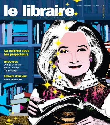 Numéro 61 - Le libraire