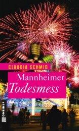 geht's zur Leseprobe - Claudia Schmid