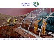 Habitation Institute - Kenan Institute
