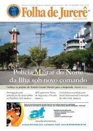 Polícia Militar do Norte da Ilha sob novo comando ... - Ajin.org.br