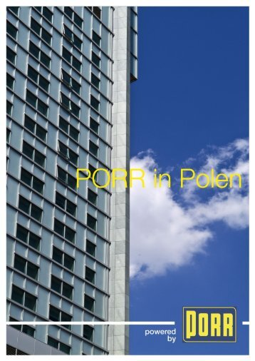 Untitled - Porr (Polska) SA
