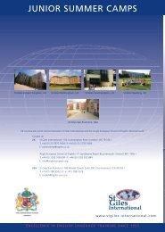 St Giles International - Anglo-European Language Centre