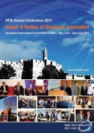 HTIA 2010 Conference Program