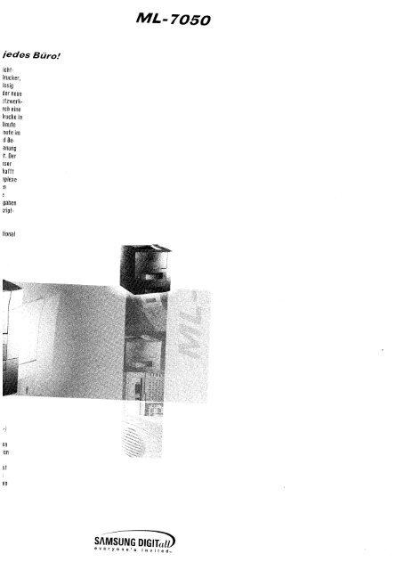 ML- 7050 - TRIsoft