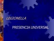 LEGIONELLA - CRESCA