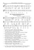 Pieśni wielkanocne, do Serca Pana Jezusa ... - Liturgical Center - Page 5