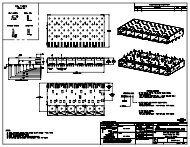 SFP Six-Port Cage Engineer Drawing
