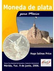 Moneda de plata para México Hugo Salinas Price - Plata.com.mx