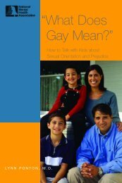 What Does Gay Mean? - Network Of Care